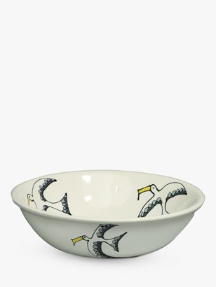 Gallery Thea Seagull Rimmed Salad Bowl