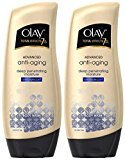 Olay Total Effects Anti-Aging Deep Penetrating Moisture Body Wash - 15.2 oz - 2 Pack