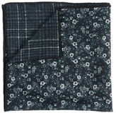 The Tie Bar Wool Floral Pocket Square