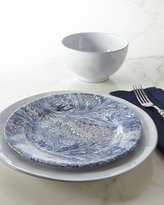 Juliska Four Delft-Blue Firenze Salad Plates