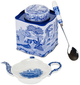Spode Blue Italian Tea Set (3 PC)