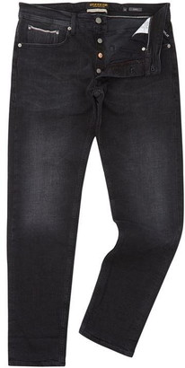 Replay Ronas Selvedge Stretch Slim Fit Jeans