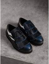 Burberry Chaussures en cuir à