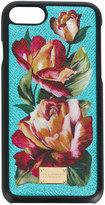 Dolce & Gabbana flower iPhone 7 case