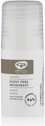 Green People Neutral/Scent Free Deodorant (75ml)