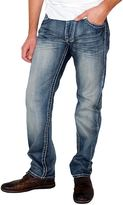 Earl Jean Men's Straight-Fit Denim Jeans