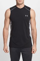 Under Armour Men's 'Raid' Heatgear Fitted Tank Top