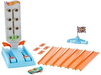 Mattel Hot Wheels Dragstrip Champion Playset