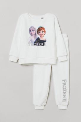 H&M Pile pyjamas