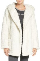 Make + Model Women's 'Oh So Cozy' Hooded Cardigan