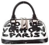 Louis Vuitton Graffiti Alma PM