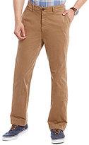 Daniel Cremieux Classic-Fit Flat-Front Brighton Vintage Twill Pants