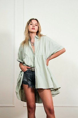 Free People Out In The Wild Tunic