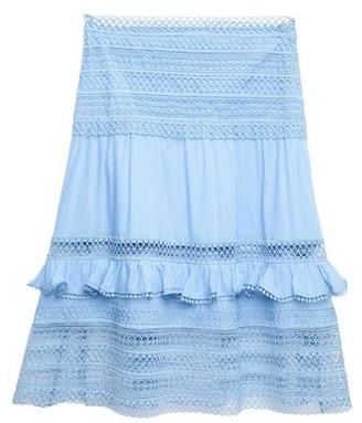 Charo Ruiz Ibiza 3/4 length skirt