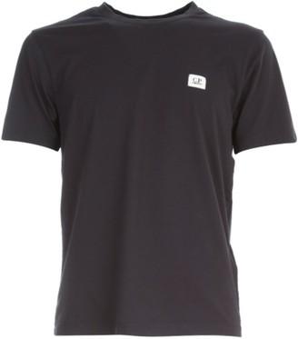 C.P. Company Logo Patch Crewneck T-Shirt