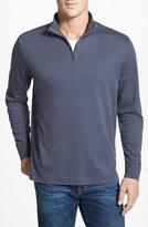 Cutter & Buck 'Belfair' Quarter Zip Pullover (Big & Tall)