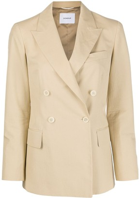 Dondup Double-Breasted Blazer