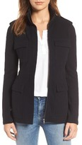 James Perse Women's Jersey Lined Surplus Jacket