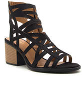 Qupid Women's Sandals BLK - Black Core Gladiator Sandal - Women