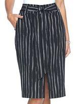 Apt. 9 Women's Tie-Front Midi Skirt