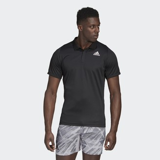 adidas Freelift Tennis Polo Shirt Heat.rdy