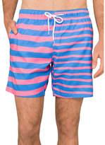 Boardies Apparel Mid Length Swim Short Stripe
