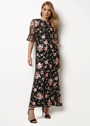 Phase Eight Antonette Embroidered Maxi Dress