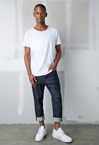 Forever 21 FOREVER 21+ The New Standard Edition Wayne Selvage Jeans