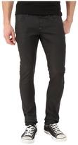 G Star G-Star - Revend Super Slim in Black Pintt Stretch Denim 3D Dark Aged Men's Jeans