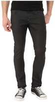 G Star G-Star Revend Super Slim in Black Pintt Stretch Denim 3D Dark Aged