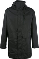 Puma zipped hooded jacket