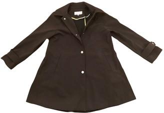 Calvin Klein Black Trench Coat for Women