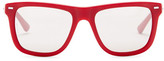 Dolce & Gabbana Men's Wayfarer Acetate Frame Sunglasses
