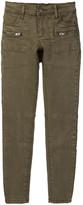 Tractr Zip Pocket Skinny Jean (Big Girls)