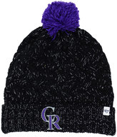 '47 Women's Colorado Rockies Fiona Pom Knit Hat