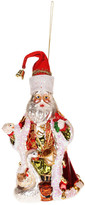 "Mark Roberts 12 Days of Xmas Santa 6"" Ornament"