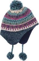 Monsoon Vintage Fair Isle Sparkle Nepal Hat