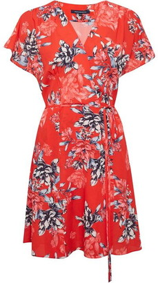French Connection Coletta Printed Dress