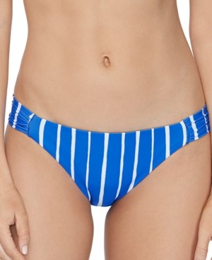 Raisins Juniors' Shore Thing Indigo Bikini Bottoms Women's Swimsuit