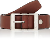 Barneys New York Men's Reversible Leather Belt-BLACK, BROWN