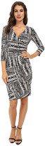NYDJ Yasemin Printed Dress