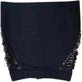 Hotel Particulier Navy Skirt for Women