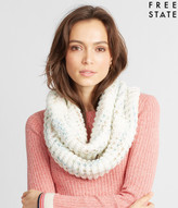 Free State Space Dye Infinity Scarf