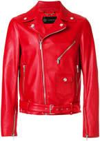 Versace biker jacket