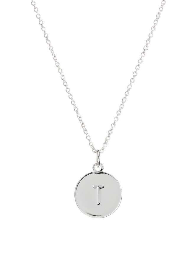 Kate Spade Initial Pendant Necklace