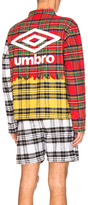 Off-White x Umbro Shorts