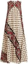 RED Valentino Paisley-print silk dress