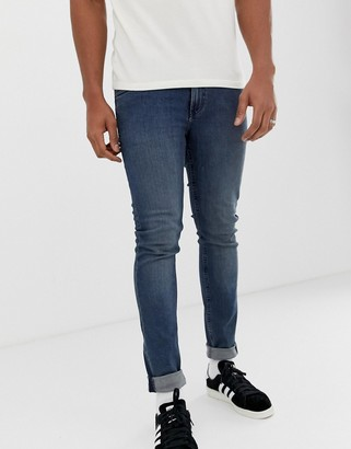 Cheap Monday tight jeans in steel blue