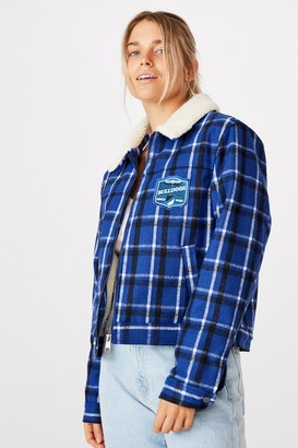 Nrl Womens Sherpa Jacket