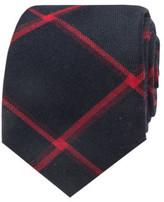 Ben Sherman Check Mixed Yarn Tie